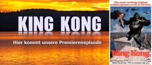 Episode 1 - KING KONG (1976)