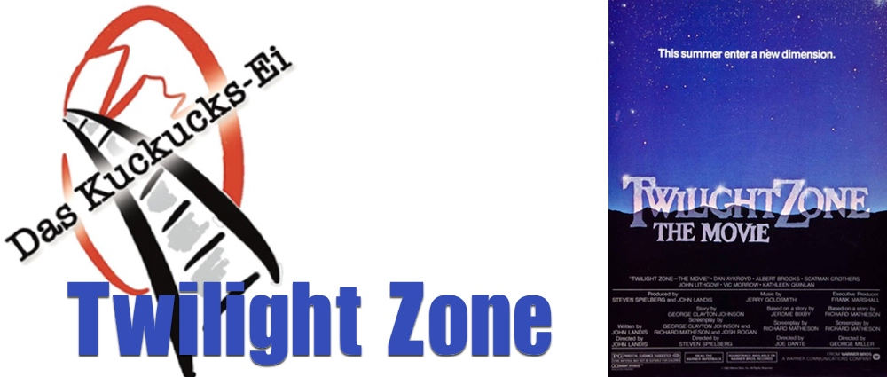 Ku-Ei 1: Twilight Zone The Movie